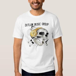 Outlaw Music Group Tee Shirts