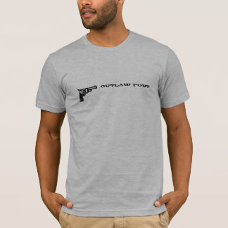 outlaw poet T-Shirt