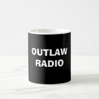 OUTLAW RADIO COFFEE MUGS