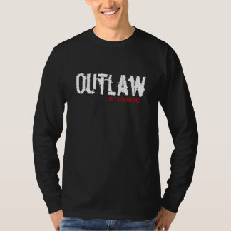 Outlaw Studios Logo Long-Sleeve Tee