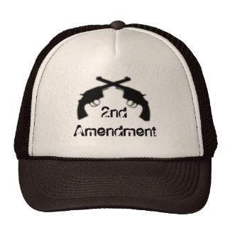 OutlawGunSilhouette, 2nd Amendment Cap