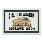 OUTLAWS 2004 PRINT