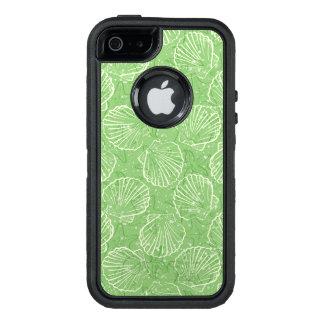 Outline seashells OtterBox iPhone 5/5s/SE case