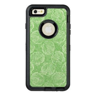 Outline seashells OtterBox iPhone 6/6s plus case