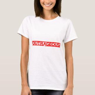 Outrageous Stamp T-Shirt