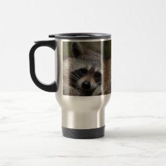 Outrageously Cute Baby Raccoon Coffee Mug