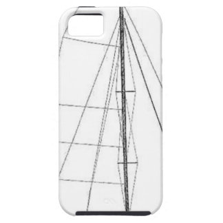 outremer_55_drawing iPhone 5 case