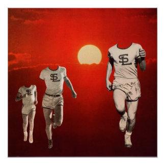 Outrun the Sun Poster