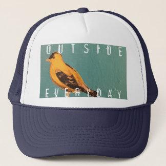 Outside Everyday Bird Trucker Trucker Hat