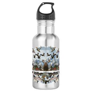 Outside life 532 ml water bottle