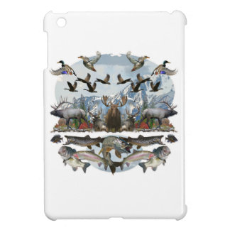 Outside life iPad mini cover
