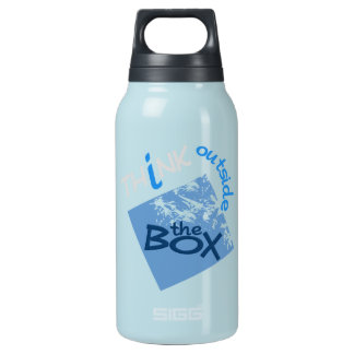 OUTSIDE THE BOX  0.3 LITRE INSULATED SIGG THERMOS WATER BOTTLE