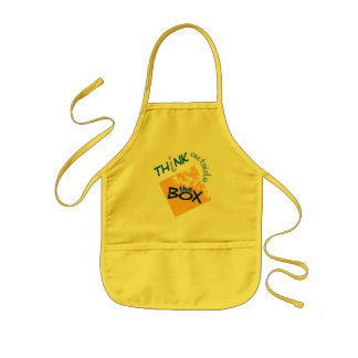 Outside The Box apron - choose style & color