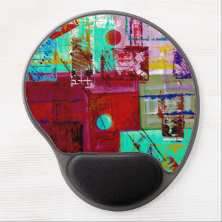 Outside the Box Gel Mouse Pad