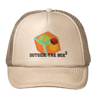Outside the box mesh hats