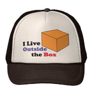 Outside the Box Trucker Hats