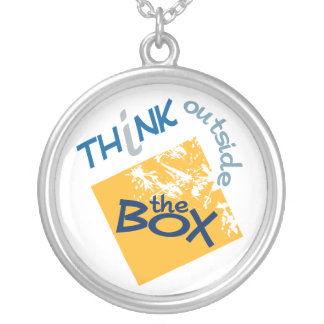 Outside The Box necklace