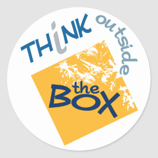 Outside The Box stickers