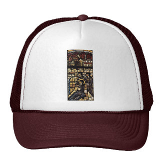 Outside The Walls Of St. Clare Of Assisi By Meiste Hat