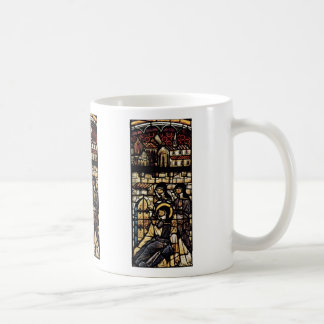 Outside The Walls Of St. Clare Of Assisi By Meiste Coffee Mug