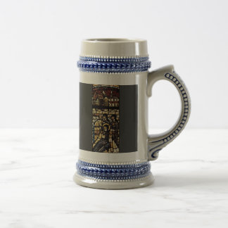 Outside The Walls Of St. Clare Of Assisi By Meiste Mug