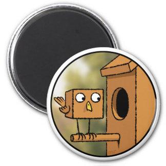 Outsider Magnet