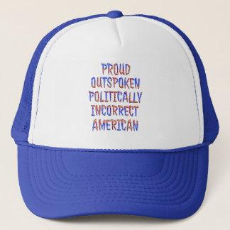 Outspoken Politically Incorrect Hats Caps