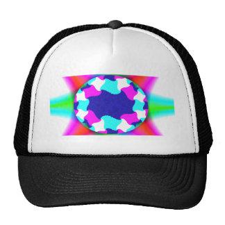 Outstanding Graphic Mesh Hat