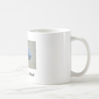 OUTTA CONTROL, I need my coffee! Basic White Mug