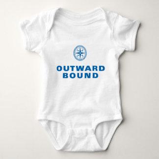 Outward Bound Baby Bodysuit