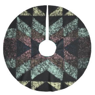 OutwornTribal Aztek Pattern Brushed Polyester Tree Skirt