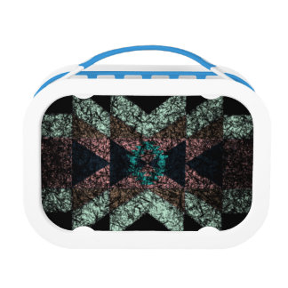 OutwornTribal Aztek Pattern Lunch Box