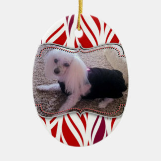 Oval Custom Pet Memorial Ceramic Oval Decoration