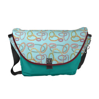 Oval Rings Commuter Bags