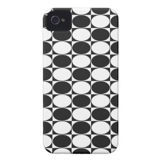 oval shapes.jpg iPhone 4 cover