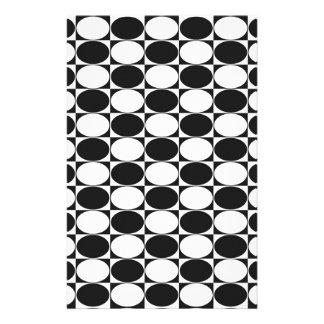 oval shapes.jpg stationery