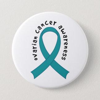 Ovarian Cancer Awareness 7.5 Cm Round Badge