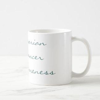 Ovarian Cancer Awareness Coffee Mug