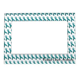 Ovarian Cancer Awareness Magnetic Frame
