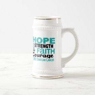 Ovarian Cancer HOPE 3 Coffee Mug