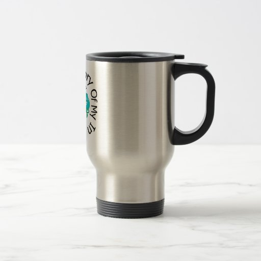 Ovarian Cancer In Memory of My Mother Coffee Mug