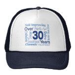 Over 30 Years 30th Birthday Trucker Hat