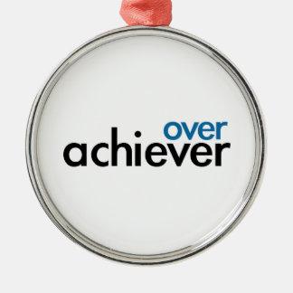 Over Achiever's Unite Metal Ornament