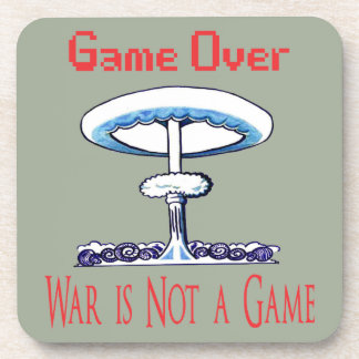 Over game, War is Not to Game Coaster