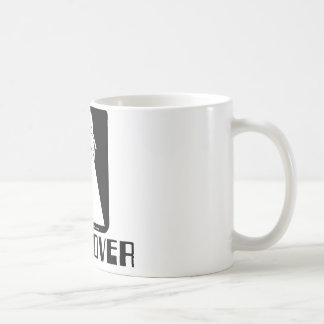 Over game Wedding Basic White Mug