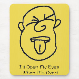 Over & Over Mouse Pad