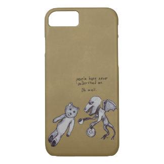 Over Tea iPhone/iPad/Samsung/Motorolla feat. iPhone 7 Case