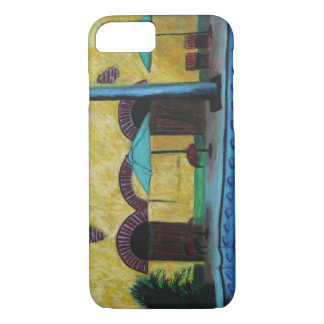 Over the boarder Cell phone case