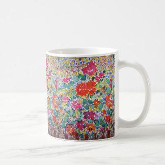 Over the Fence - basic mug