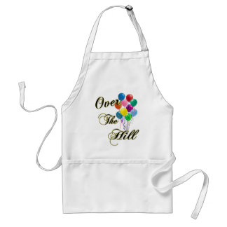 Over The Hill Birthday Apron & Birthday Gifts